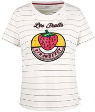 Marc Cain Collections GC 48.47 J78, T-Shirt Donna, Multicolore (Blossom 233), 48 (Taglia Produttore: N5/42)