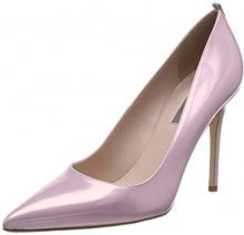SJP by Sarah Jessica Parker Fawn, Scarpe con Tacco Donna, Rosa (Candy Pink Suede), 36 EU