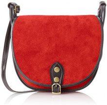 Sconosciuto Chicca Borse 10026 Pochette da Giorno, 26 cm, Rosso