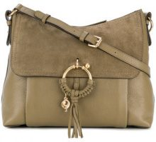 See By Chloé - Borsa a spalla 'Joan' - women - Leather - OS - GREEN