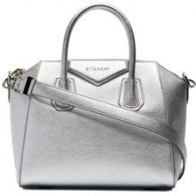 Givenchy - Borsa tote 'Antigona' - women - Goat Skin - One Size - METALLIC