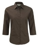 Russell Collection - Camicia - Maniche a 3/4 -  donna