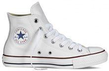 Converse CT all Star Hi, Sneakers Unisex - Adulto, Bianco (White Monochrome), 37.5 EU