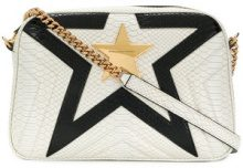 Stella McCartney - Borsa a spalla 'Stella Star' - women - Artificial Leather/metal - OS - WHITE