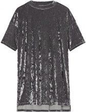 FIND ER2350 vestiti donna, Argento (Silver), 48 (Taglia Produttore: X-Large)