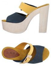 SARA® COLLECTION  - CALZATURE - Sandali - su YOOX.com