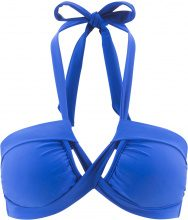 Reggiseno a fascia per bikini (Blu) - BODYFLIRT