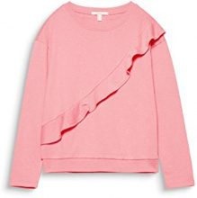 ESPRIT 127ee1j003, Felpa Donna, Rosa (Pink 670), Large