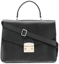 Furla - Metropolis bag - women - Leather - One Size - Nero
