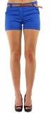 Danaest–Pantaloni chino corti, con cintura (278)