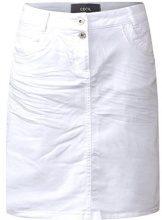 Cecil 360254, Gonna Donna, Bianco (White 10000), 46 (Taglia produttore: 32)