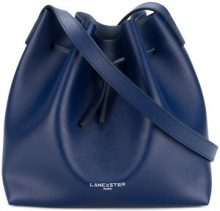 Lancaster - drawstring shoulder bag - women - Leather - OS - BLUE