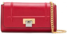 Visone - Borsa 'Patty' - women - Leather - OS - RED