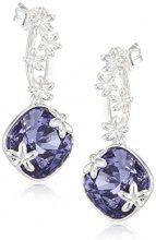 Elements Silver Orecchini a pendolo e goccia Donna argento - E5354M