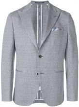 - Cantarelli - Giacca completo - men - Cotone/Polyester/Linen/Flax/Abaca - 46, 48 - Bianco