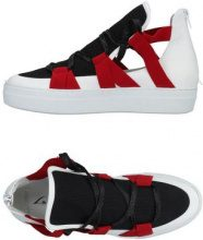 LA CARRIE  - CALZATURE - Sneakers & Tennis shoes alte - su YOOX.com