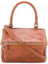 Givenchy - Borsa tote 'Pandora' - women - Calf Leather - OS - BROWN