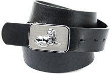 Anthoni Crown 1LN110, Cintura Donna, Schwarz (Schwarz 010), 90 cm
