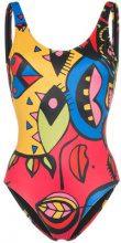 Ellie Rassia - Baywatch print swimsuit - women - Polyamide/Spandex/Elastane - S, M, L - Multicolore
