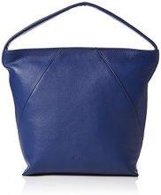 Bree Lusaka 2, Blueprint, Hobo S18 - Borse a secchiello Donna, Blu (Blue), 10x32x28 cm (B x H T)