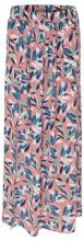 ONLY Printed Maxi Skirt Women Pink