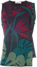 Circus Hotel - Top in lamé - women - Viscose/Polyester - 44 - Multicolore