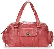 Borsa a spalla Pieces  TOTALLY ROYAL LEATHER SMALL BAG