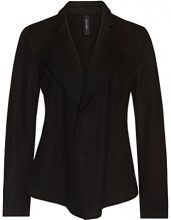 Marc Cain Collections FC 31.54 J42, Blazer Donna, Marrone (Dark Moro), 44