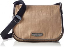 Kipling New Luxeables, Borse a tracolla Donna, Beige (Cloud Beige), 29x23x10 cm (W x H x L)
