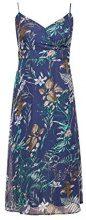 ESPRIT Collection 058eo1e005, Vestito Donna, Blu (Navy 400), 48 (Taglia Produttore: 42)