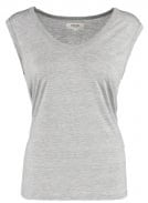 T-shirt basic - ligth grey melange