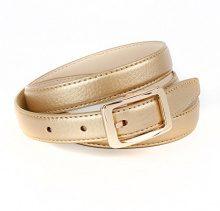 Anthoni Crown A4WETG, Cintura Donna, Gold (Gold 016), 110 cm