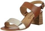 Tamaris - 28001, Scarpe col tacco con cinturino a T Donna