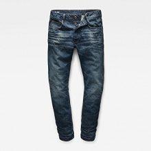 G-STAR RAW 3301 Straight, Jeans Dritto Uomo, Blu (Dk Aged 89), W33/L36