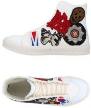 ALEXANDER MCQUEEN  - CALZATURE - Sneakers & Tennis shoes alte - su YOOX.com