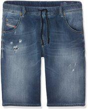 Diesel Krooshort-Ne, Pantaloncini Uomo, Blu (Dark Blue 0681S), 38W