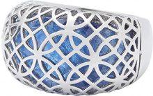 Leonardo Jewels , acciaio inossidabile, 57 (18.1), colore: Blu Denim, cod. 016239