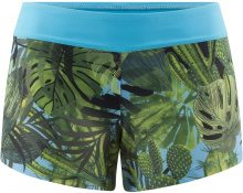 Pantaloncino da bagno con slip integrato (Verde) - bpc bonprix collection