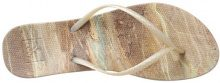 Reef Escape Lux Print, Infradito Donna, Multicolore (Natural Stone), 40 EU