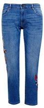 edc by Esprit 028cc1b038, Jeans Boyfriend Donna, Blu (Blue Medium Wash 902), W30/L30 (Taglia Produttore: 30/30)