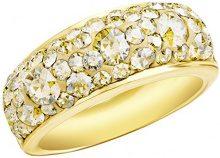 NOELANI anello da donna in ottone, parzialmente placcato oro, e cristalli Swarovski, 5476, Ottone, 18, cod. 547673