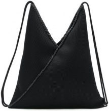 - Mm6 Maison Margiela - Japanese shoulder bag - women - Polyester - Taglia Unica - Nero