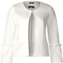 Street One 210690, Giacca Donna, Avorio (Off White 10108), 46