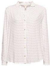ESPRIT 038ee1f012, Camicia Donna, (off White 110), 42 (Taglia Produttore: 36)