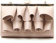 Clutch con maxi ruches
