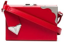 Calvin Klein 205W39nyc - Borsa mini - women - Leather - One Size - Rosso