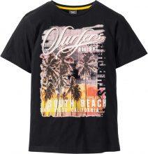 T-shirt con stampa fotografica regular fit (Nero) - bpc bonprix collection