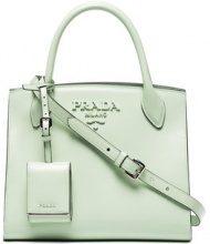 Prada - Borsa tote - women - Leather - OS - GREEN