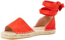 Office Summer Bay, Espadrillas Donna, Rosso (Red 60000), 37 EU