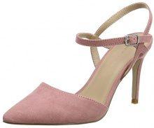 New Look True, Scarpe col Tacco Punta Chiusa Donna, Pink (Light Pink 70), 38 EU